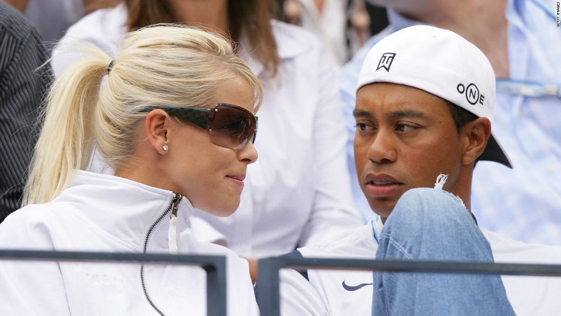 tiger woods said he had reaction to prescriptions
