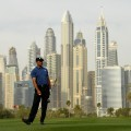 Tiger Woods Dubai 2