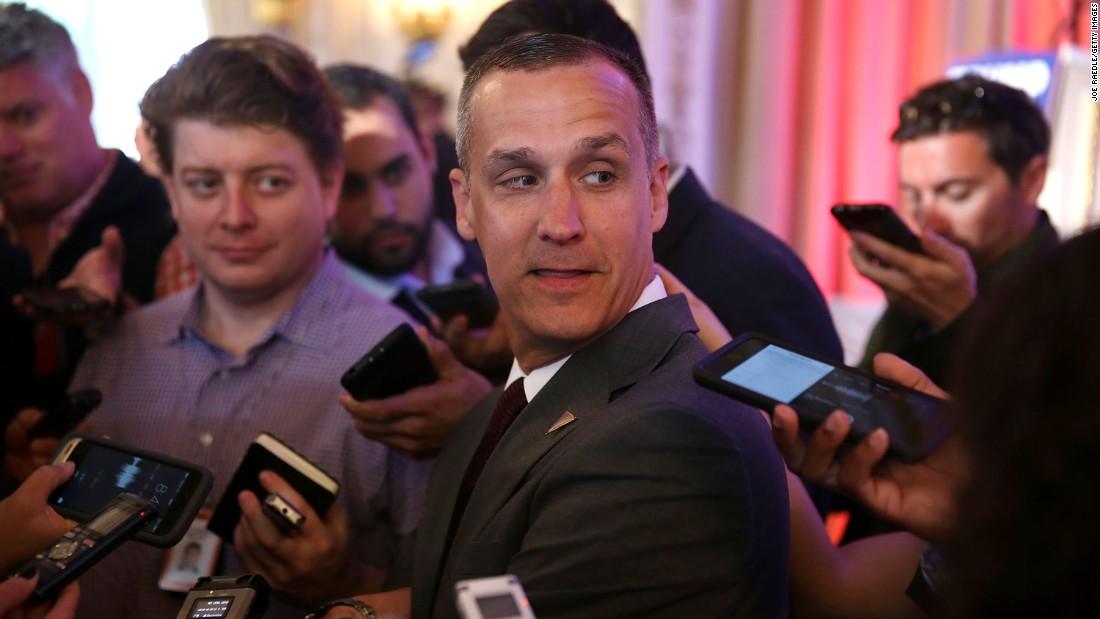 House committee subpoenas Corey Lewandowski as impeachment push ramps up - CNNPolitics