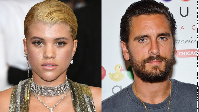 Scott Disick opens up to ex Kourtney Kardashian about his split from Sofia Richie