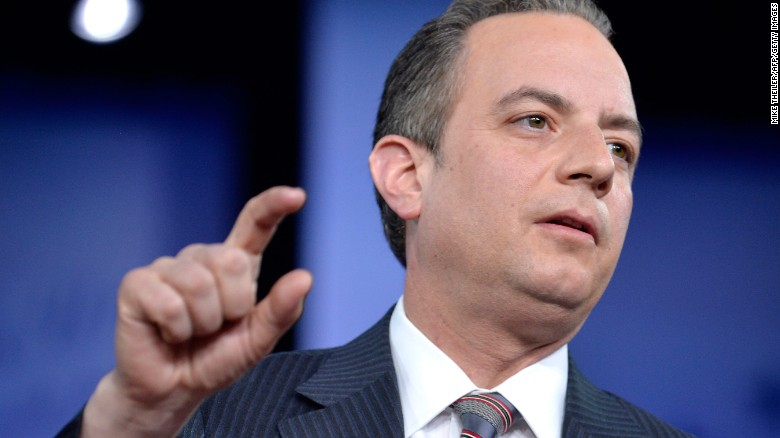 Priebus: Trump went after Putin on meddling
