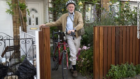 Jeremy Corbyn: An anti-establishment underdog who's got the 'X Factor'