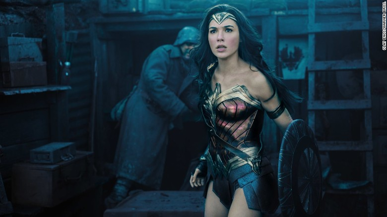 Director: 'Wonder Woman' a hero for all