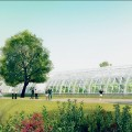 Roland Garros renovation gardens