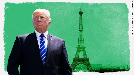 Trump Paris climate agreement