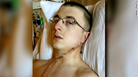 Portland attack survivor feels 'very fortunate'