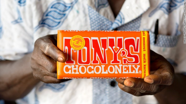 Chocolate made without slavery