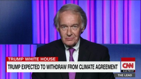 Markey: Moral imperative for U.S. to lead on climate