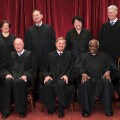 U.S. Supreme Court justices June 2017