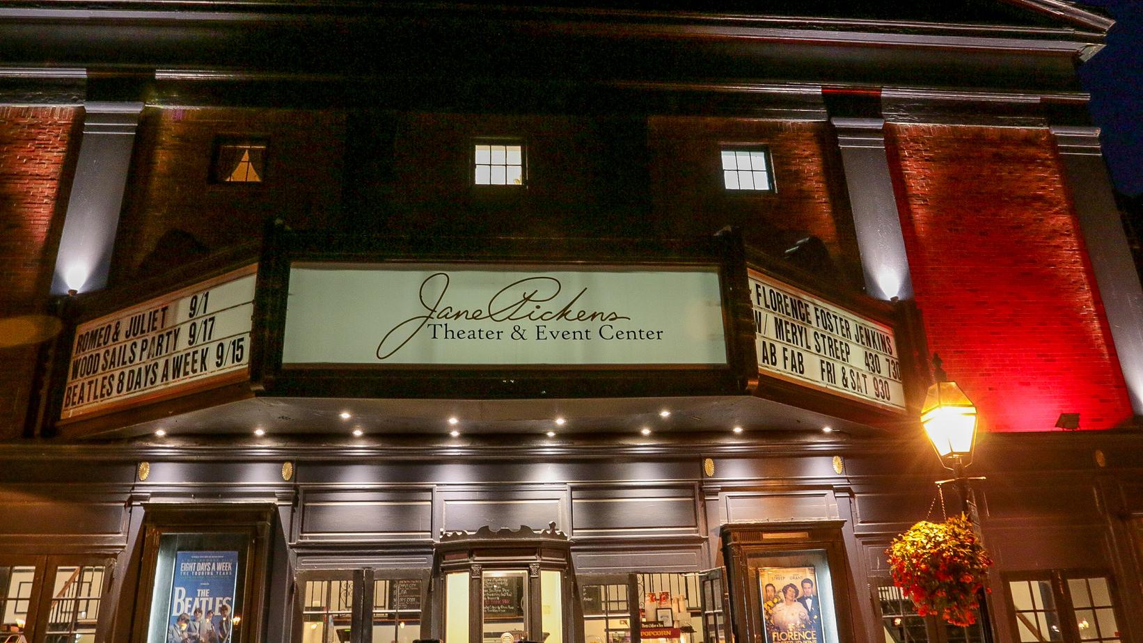Newport fashion island theaters