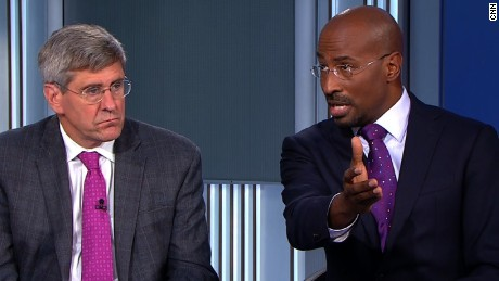 Van Jones: White House can't deal with science