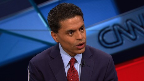 Fareed: No constraints means dirty energy