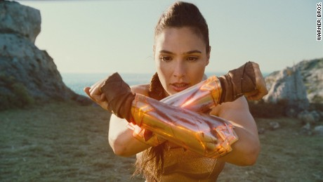 Gal Gadot in 'Wonder Woman'