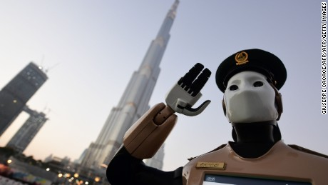The inevitable rise of the robocops