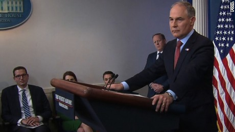 Republicans hammer Pruitt over proposed EPA budget cuts