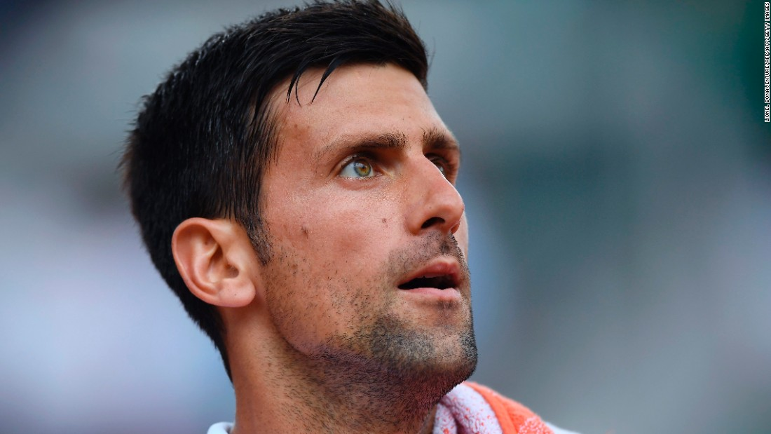 2017 is turning out to be a bit of an annus horribilis for Novak Djokovic. Ahead of the French Open he teamed with Andre Agassi as the Serb looked for coaching guidance from the American tennis great. But Djokovic crashed out of the French Open after he was crushed by Dominic Thiem 7-6 (7-5) 6-3 6-0 in the quarterfinals.
