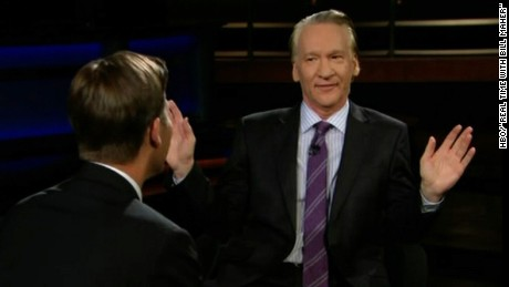 Bill Maher under fire for using racial slur