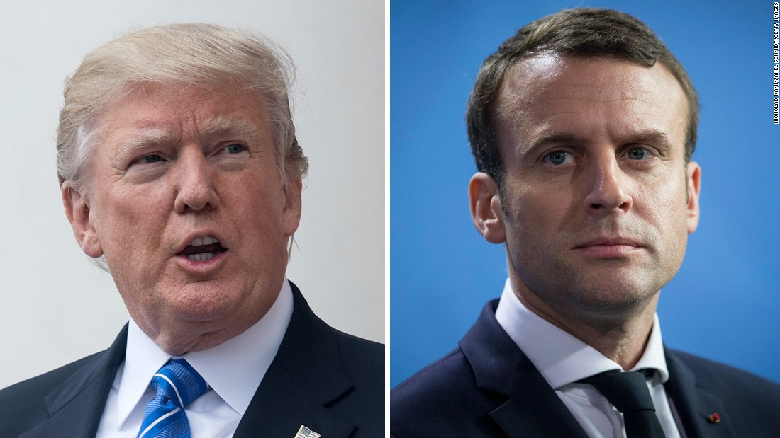 France taunts US by editing White House video on climate deal