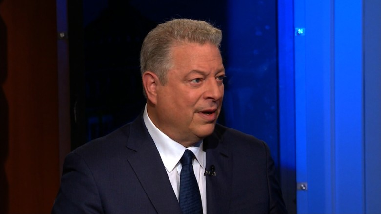 Gore: Trump 'reckless' on climate change