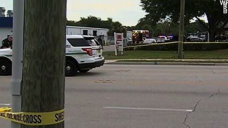 Multiple fatality incident at Orlando business