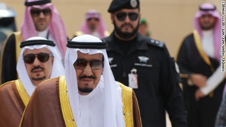 King Salman bin Abdulaziz Al Saud is tackling corruption