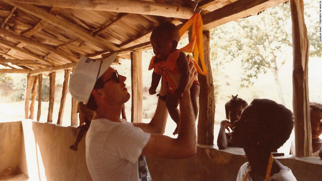 In 1985, Dr. Paul Farmer met Ferle Jean Sauvener -- aka Baby Bobby -- while treating his mother for cerebral malaria during her pregnancy. It was the beginning of a rewarding partnership that yielded a lifetime of benefits.