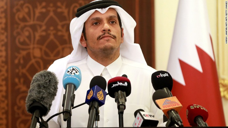 Qatar FM calls list of demands unrealistic