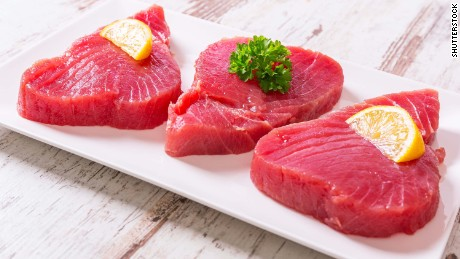Frozen tuna recalled due to hepatitis A contamination