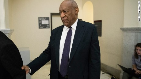 Bill Cosby's accuser: I felt 'humiliated' and 'confused'