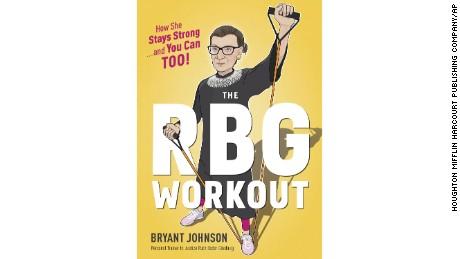 Get fit like Ruth Bader Ginsburg