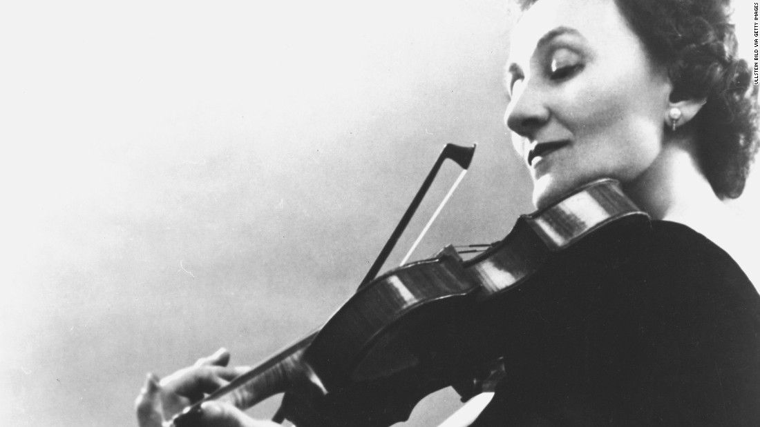A 1727 violin by famed luthier Antonio Stradviari was stolen in October 1995 from 91-year-old violinist Erica Morini's New York apartment. Stradivarius instruments have a habit of being stolen, and are each worth in the low millions, this one valued at $3 million.