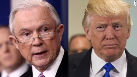jeff sessions, president trump
