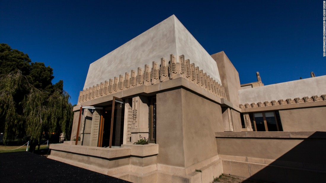 Frank Lloyd Wright Architecture Style Home Design