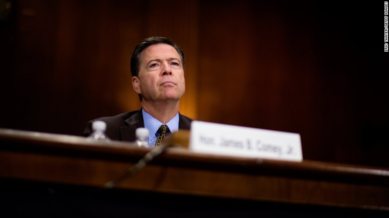 Comey: AG may have met ambassador a third time