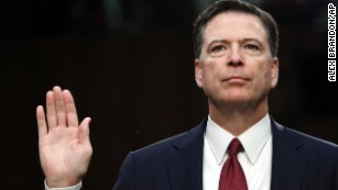The tweet that got James Comey to go to the press