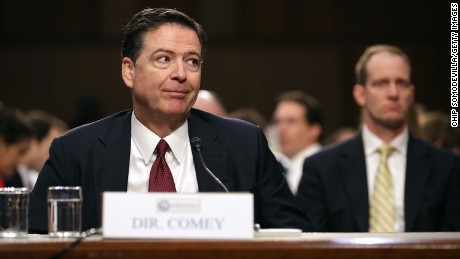 James Comey, too sensitive for his own good