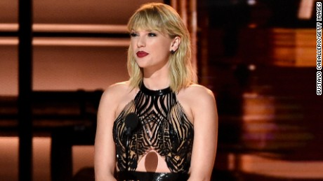 Taylor Swift testifies that groping was 'horrifying and shocking'