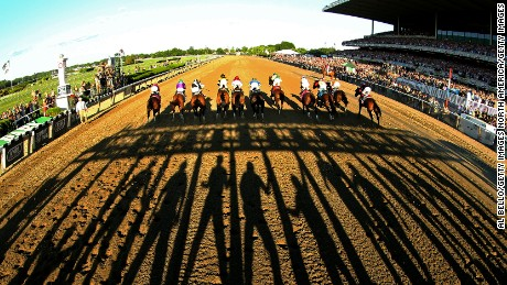 How to watch the Belmont Stakes at Belmont Park for free