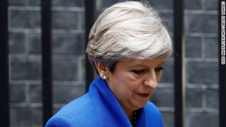 DUP 'only lifeline' for Theresa May after election