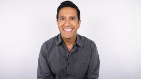 Dr. Sanjay Gupta: I'm motivated most by my children