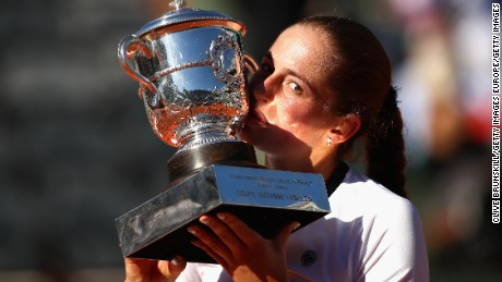 Jelena Ostapenko: I was dreaming to play in RG
