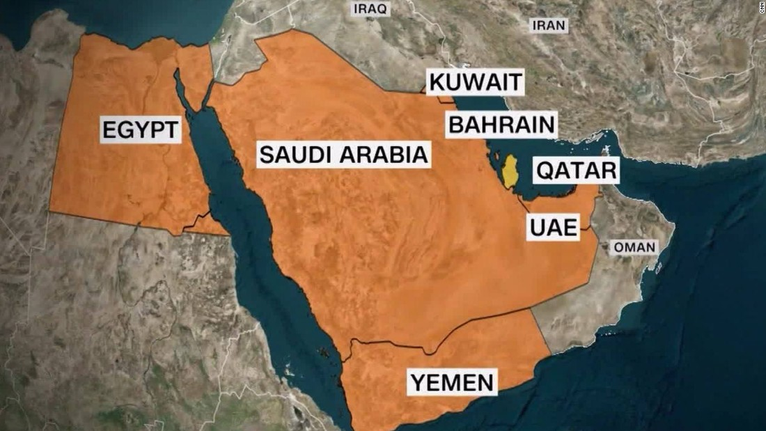 What the Qatar crisis means for Hamas