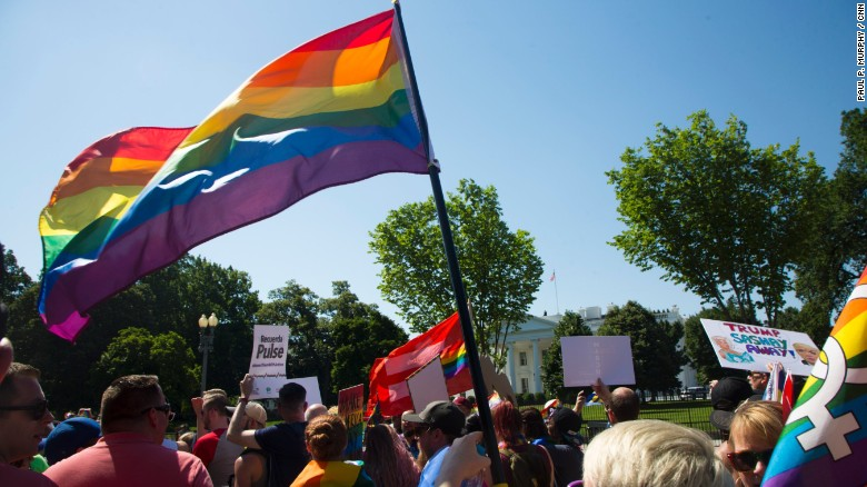 Equality marchers push for progress on LGBT rights
