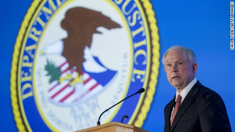 Judge orders DOJ to produce Sessions' clearance form