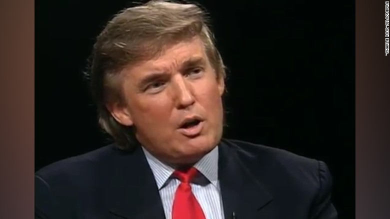 Trump: 'I love getting even with people' (1992)