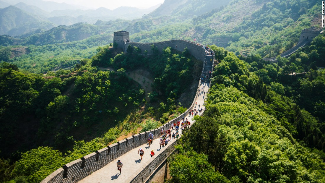 May 2017 saw the 19th running of The Great Wall Marathon, organized by travel company Albatros Adventure Marathons. With 5,164 steps over undulating terrain and an average temperature of 25 degrees, it's hardly your average footrace.