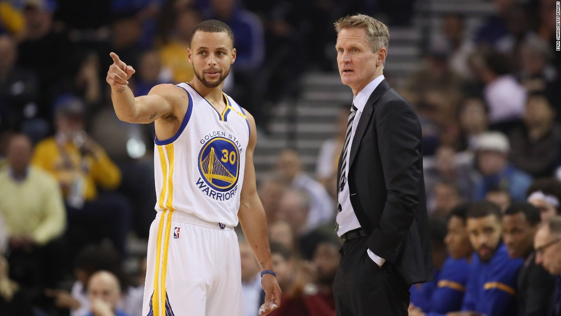 Warriors coach Steve Kerr: Why we won't visit the White House