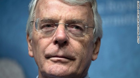 Former British Prime Minister John Major has warned aobut the dangers of a deal with the DUP.