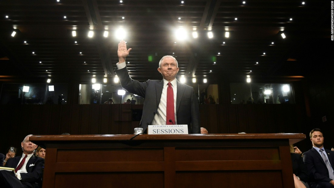 Winners and losers from Jeff Sessions' testimony on Russia