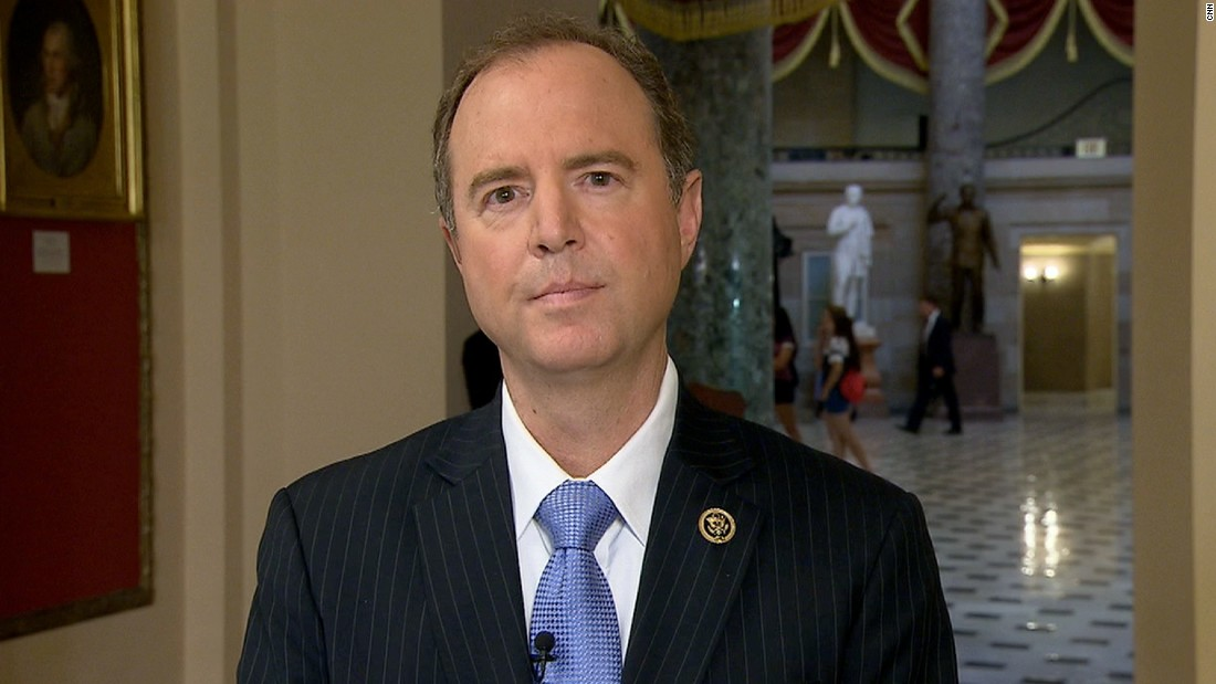 Rep. Adam Schiff: Proposed Trump Tower in Moscow shows Trump was 'dishonest'